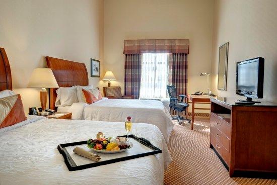 هيلتون جاردن إن لاس كروسيس: Two Queen Bed Evolution Room