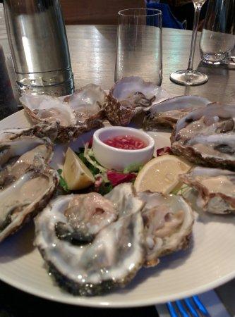 Den Burg, Países Baixos: Lekkere oesters