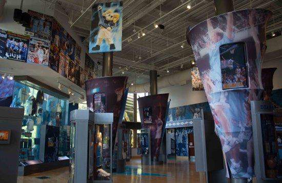 Chapel Hill, NC: The main room