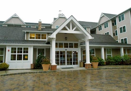 Residence Inn Yonkers Westchester County: Entrance