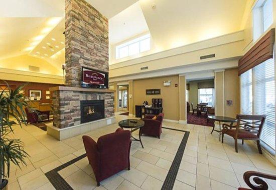 Residence Inn Yonkers Westchester County: Lobby