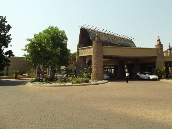 The Kingdom at Victoria Falls: L'ingresso