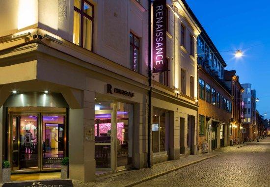 Renaissance Malmo Hotel: Entrance