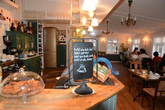 Grundarfjorour, Islandia: Gaststube