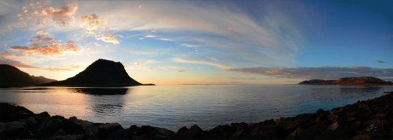Grundarfjorour, Islandia: Aussicht