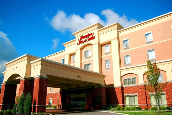 Flint, MI: Hotel Exterior