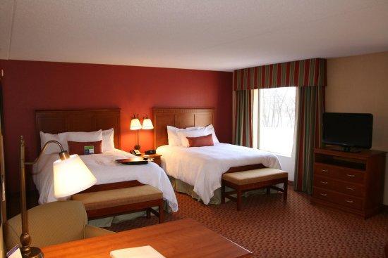East Hartford, CT: Double Queen Suite