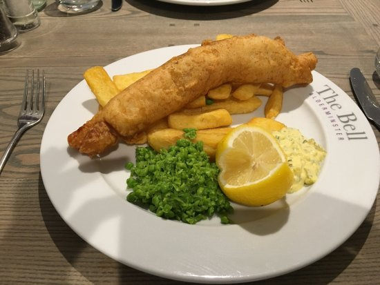 Alderminster, UK: Excellent food