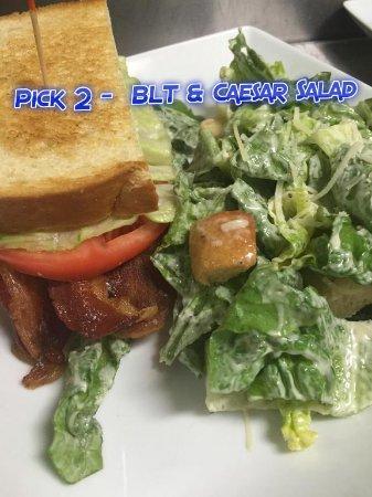 ทรอย, มิสซูรี่: Pick 2 - BLT & Caesar Salad