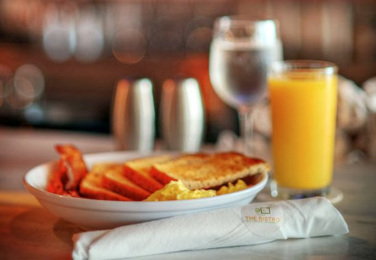 Johnson City, Τενεσί: Breakfast From The Bistro