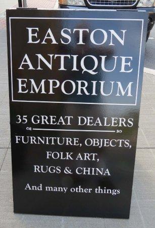 Easton Antiques Emporium