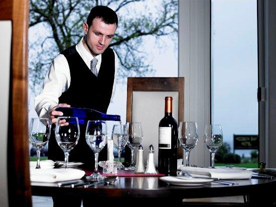Athlone, Irlanda: Restaurant