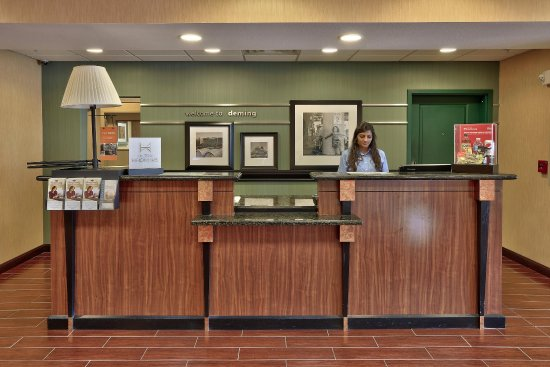 Deming, NM: Front Desk