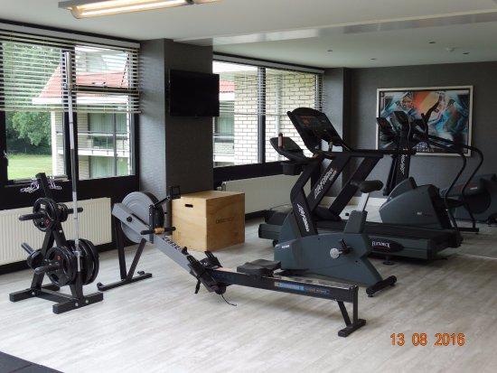 Hengelo, Países Bajos: Fitness ruimte