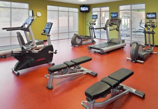 Lewisburg, Batı Virjinya: Fitness Center