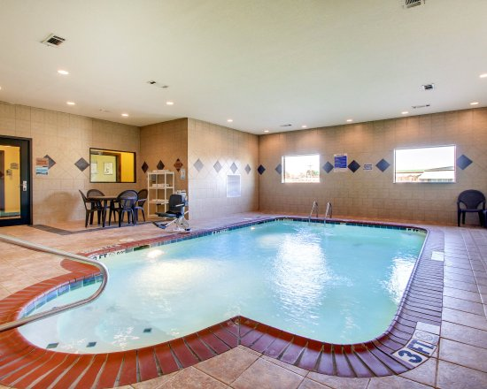 Byram, MS: Indoor Pool