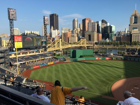PNC Park: Great Day for Baseball
