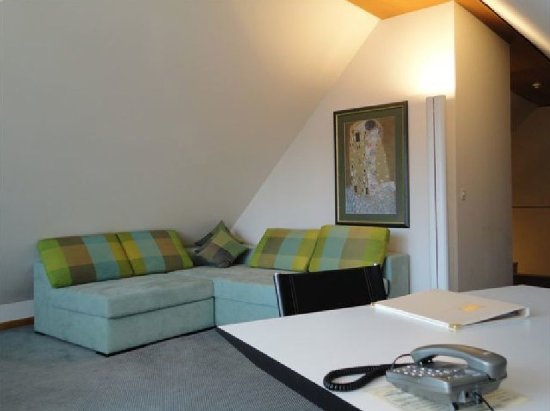 Arlesheim, Suiza: Suite