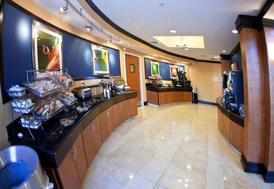 Pelham, ألاباما: Breakfast Bar