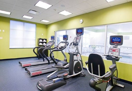 Westerville, OH: Fitness Center