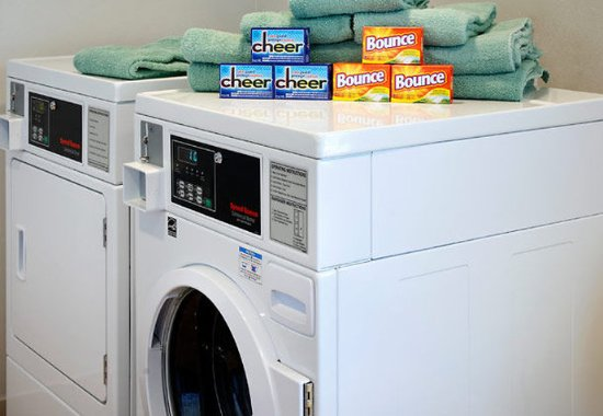 Ewing, Nueva Jersey: On-site Laundry