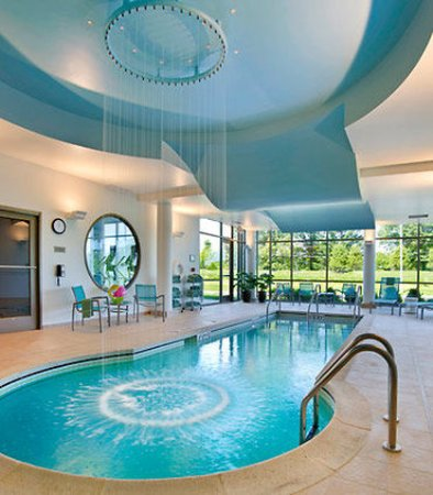 Ewing, Nueva Jersey: Indoor Pool