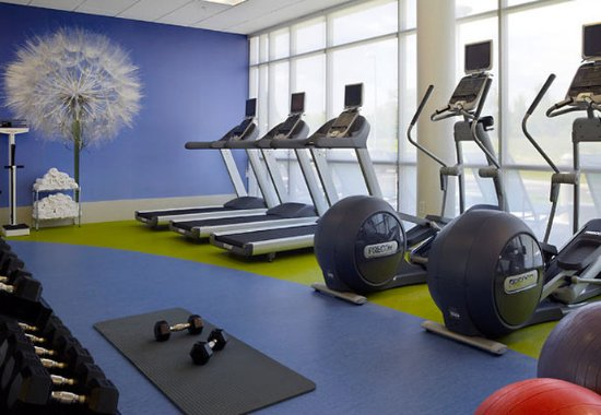 Ewing, Nueva Jersey: Fitness Center