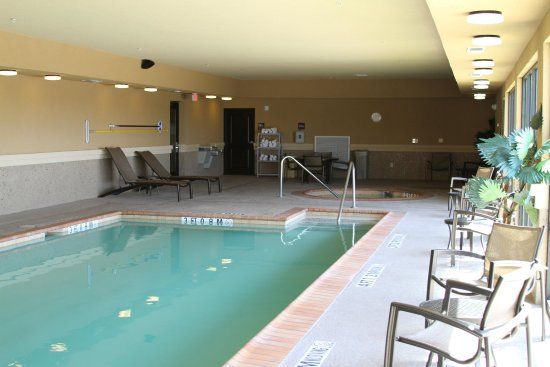 Sweetwater, TX: Indoor Pool
