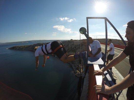 Maslenica Bridge Bungee Jumping: photo5.jpg