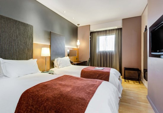 Kempton Park, Sudáfrica: Business Class Twin Guest Room