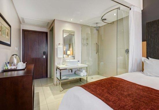 Kempton Park, Sudáfrica: Business Class Twin - Guest Bathroom