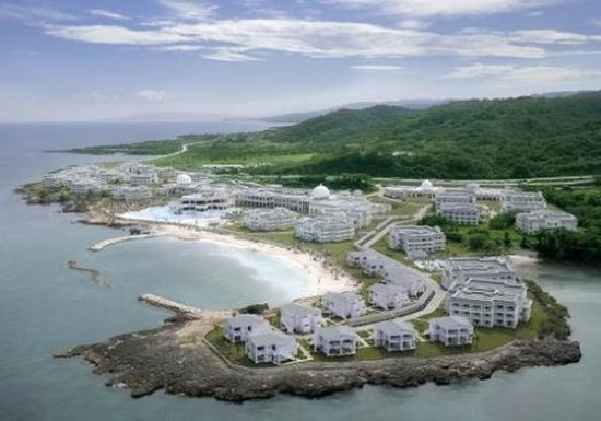 Grand Palladium Jamaica Resort & Spa: Aerial view