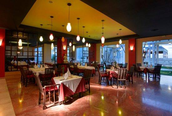 Grand Palladium Jamaica Resort & Spa : Grand Palladium Jamaica Restaurante Lotus