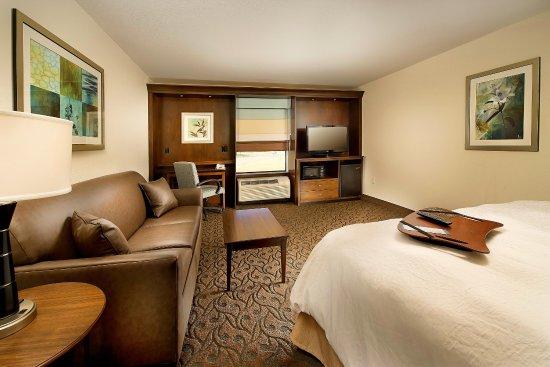 Pampa, TX: King Suite