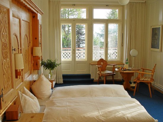 Photo of Berghotel Schatzalp Davos