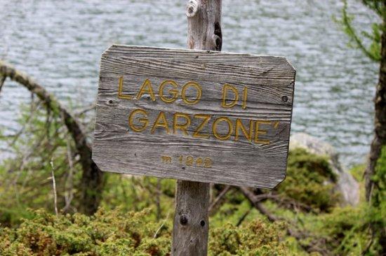 Caderzone Terme, Italy: Cartello
