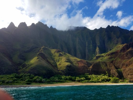 Kekaha, Hawái: NaPali coastline