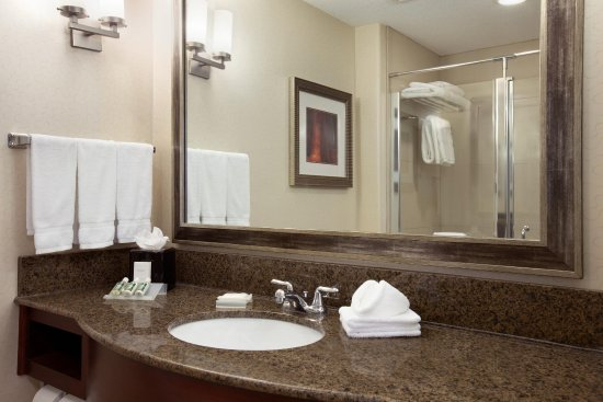 Hilton Garden Inn New Braunfels: Guest Bathroom