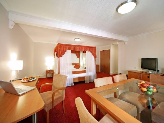 Washington, UK: Guest Room