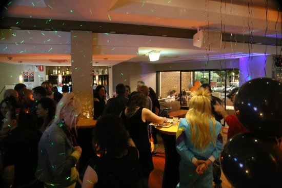 Dunkirk Hotel: 80s themed birthday party (last visit)