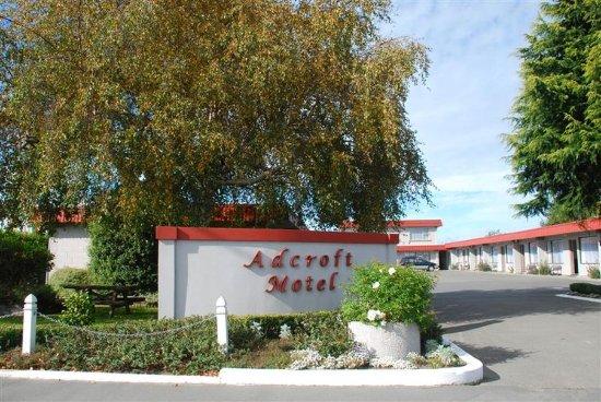 Ashburton, Selandia Baru: ASURE Adcroft Motel