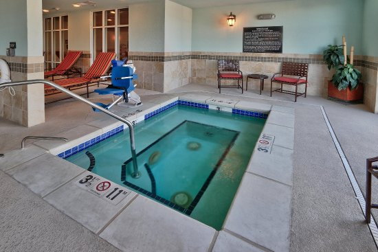 Lordsburg, NM: Indoor Hot Tub