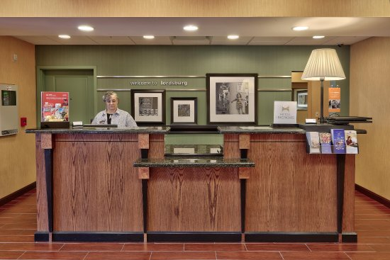 Lordsburg, NM: Front Desk