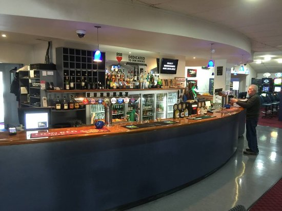 Whangaparaoa, Nova Zelândia: The Main RSA Bar