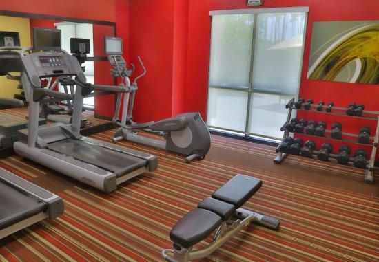 D'Iberville, มิซซิสซิปปี้: Fitness Center