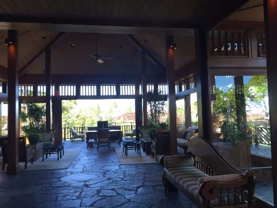 Four Seasons Resort Hualalai: Hotel Lobby