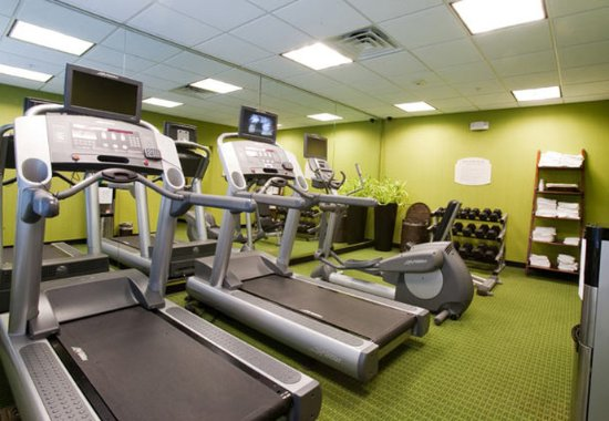 Fairfield Inn & Suites Houston Conroe Near The Woodlands®: Fitness Center