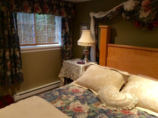7 Acres Bed & Breakfast : Our room at B & B