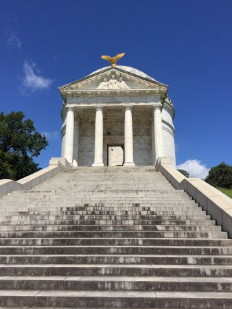 September at Vicksburg National Military Park