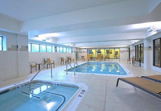 Hagerstown, MD : Indoor Pool